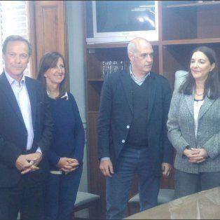 Autores. Giustiniani, Chialvo, Boscarol, Benas y Del Frade.