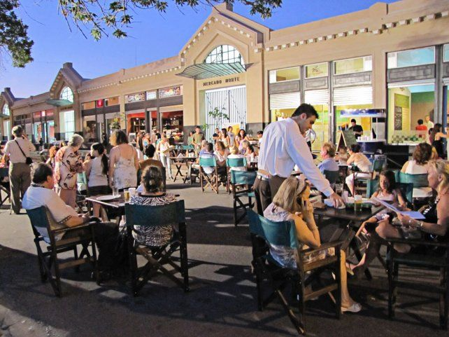 El Mercado Norte celebra su tercer aniversario