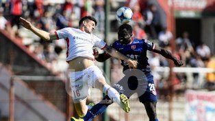 El colombiano Yeimar Gómez Andrade volvió a jugar en alto nivel.