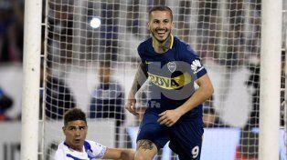 Boca goleó a Vélez y sigue como firme puntero