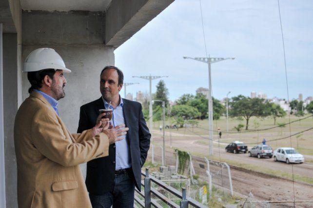 El municipio licitó la pavimentación del entorno de las torres Procrear