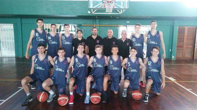 Santa Fe se mide con Corrientes en el Argentino U15