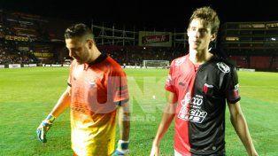Conti: Tenía muchas ganas de hacer un gol