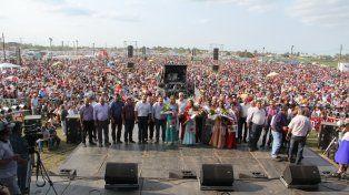 Con un rotundo éxito se desarrolló la 4ª Fiesta de la Confraternidad Departamental en Suardi