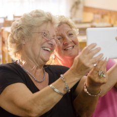 Publicaron la lista de jubilados ganadores de las tablets