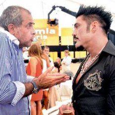 El extraño mensaje de Ricky Fort a Jorge Rial: ¿desde el más allá?
