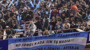 No quedan más populares para ver Argentina-Perú