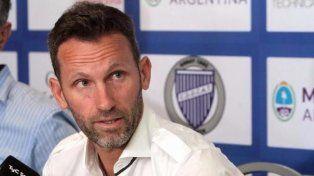 Bernardi es el nuevo entrenador de Estudiantes
