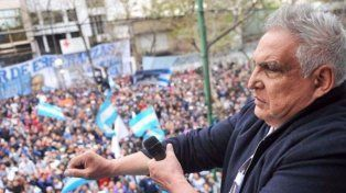 Detuvieron al sindicalista de la Uocra Juan Pablo Pata Medina