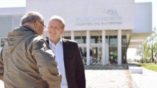 Contigiani: Mientras algunos recorren los tribunales, nosotros inauguramos hospitales