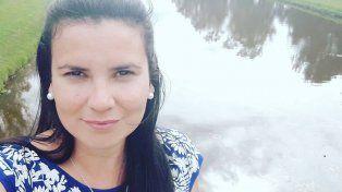 Dieron el alta a Romi Pacheco, la maestra jardinera atropellada en Blas Parera el mes pasado