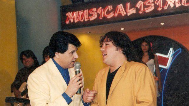 Archivo. Leo Matioli también pasó por Musicalísimo.