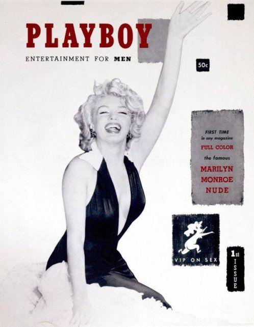 Playboy comenzó por lo alto
