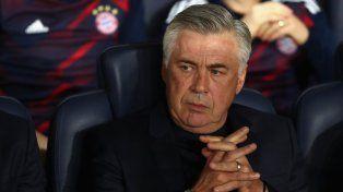 Ancelotti dejó de ser el técnico de Bayern Munich