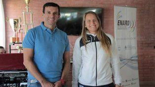 Virginia Zonta guiará a los atletas argentinos en los Juegos Suramericanos de la Juventud