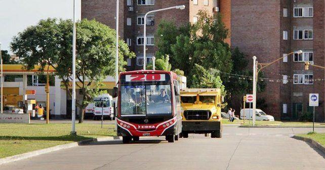 Las líneas 20 y 21 ya tienen la autorización del Concejo para prestar servicio en Santa Fe