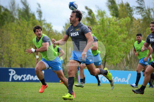Los Pumas van con cuatro cambios ante Nueva Zelanda