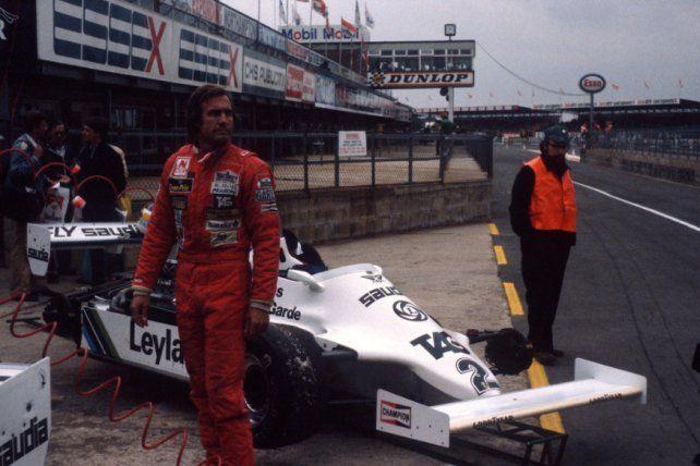 Carlos Reutemann tendrá su lugar en los 200 Kilómetros de Buenos Aires