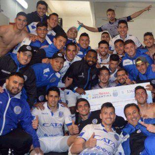 godoy cruz se metio en los cuartos de final de la copa argentina