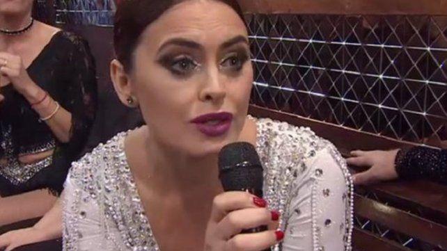 Silvina Luna acusó a Barby Silenzi de mandarle fotos en pelotas a El Polaco