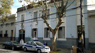 Detenidos. La pareja quedó arrestada tras constatarse la muerte del nene.
