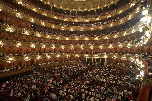 El Teatro Colón llegará la semana próxima a Santa Fe