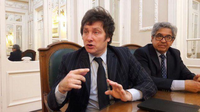 Javier Milei tildó al gobierno nacional de ejercer un populismo cool