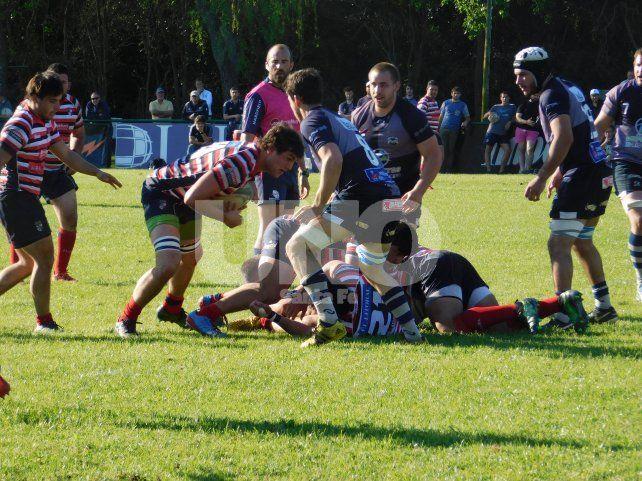 Santa Fe Rugby visita al Athlétic