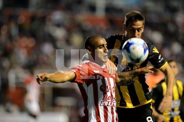 Unión derrotó 2 a 0 a Olimpo con una dupla de ataque letal