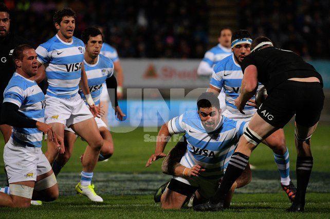 Los Pumas cayeron con Nueva Zelanda en Vélez