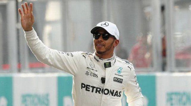 Hamilton partirá primero y Vettel último en Malasia