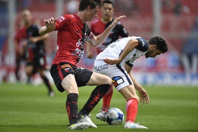 Un punto valioso para mantener el invicto: Colón igualó 0 a 0 ante San Lorenzo