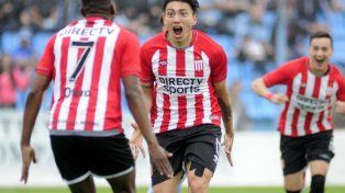 En el debut de Bernardi, Estudiantes goleó a Temperley por 3 a 0