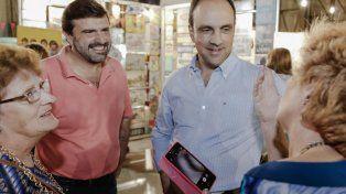 José Corral: Trabajamos para potenciar los emprendimientos santafesinos