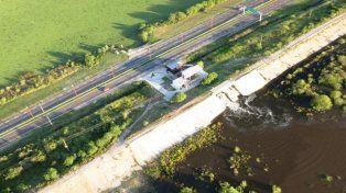 Nación invierte más de $ 37 millones para ampliar la Estación de Bombeo N° 5