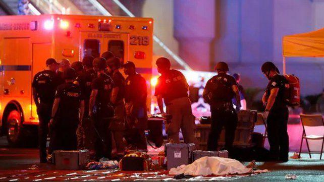ISIS se adjudica el ataque armado en Las Vegas que causó 50 muertos
