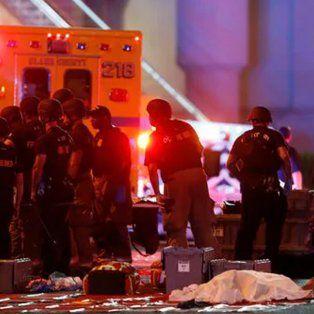 isis se adjudica el ataque armado en las vegas que causo 50 muertos