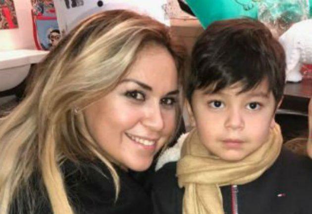 Cómo se encuentra Dieguito Fernando, el hijo de Verónica Ojeda y Diego Maradona, tras la internación