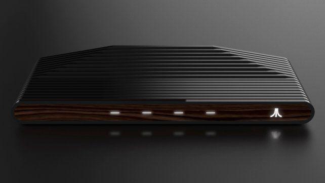 Vuelve la legendaria consola de juegos Atari