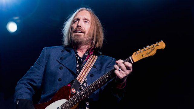 Murió el rockero Tom Petty a los 66 años tras sufrir un ataque al corazón