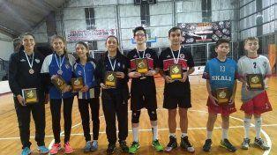 Villa Dora y Libertad, campeones de la Copa Provincial U13