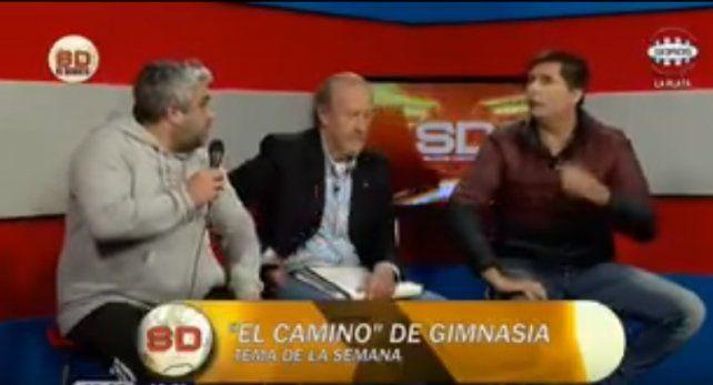 Gastón Sessa: Te voy a cagar a trompadas