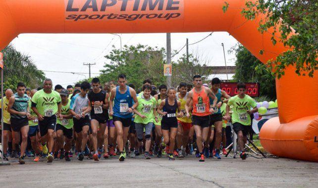 El Maratón El Mirador dejó su huella en Santo Tomé