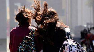 Se renovó el alerta por vientos fuertes que abarca a la ciudad de Santa Fe