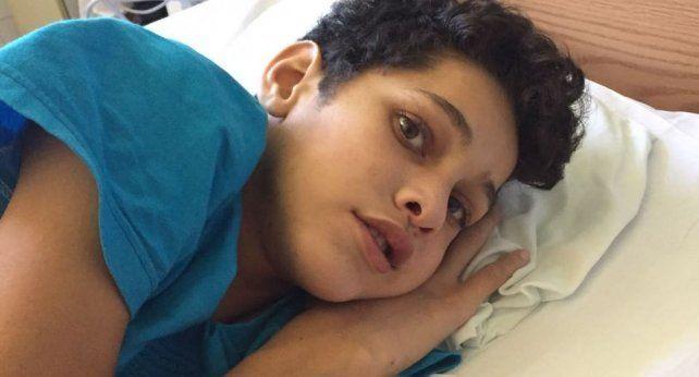 Tiene 13 años, necesita un trasplante y no es apto por su condición social
