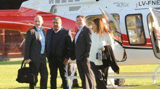 Infantino llegó a Buenos Aires para reunirse con el presidente Macri