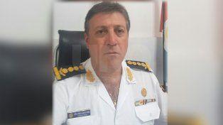 Renunció el subjefe de la Policía de Santa Fe, José Jorge Alberto Pérez