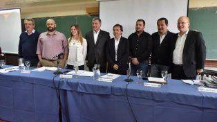 Contigiani: Es lamentable que un exrector de la universidad pública no se presente a un debate en la UNR