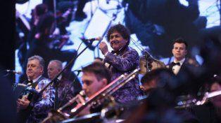 Confirmaron el lugar donde tocarán Los Palmeras junto a la Filarmónica