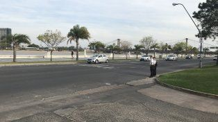 Hasta el lunes habrá cortes y desvíos de tránsito en la Costanera